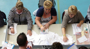 Conteggio voti in Irlanda del Nord | Northern Ireland Assembly election