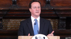Giovedì David Cameron in Assemblea a Stormont