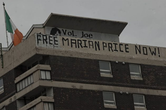 New Lodge: Free Marian Price | Andrea Aska Varacalli