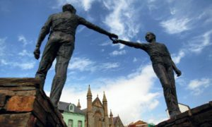 Derry, Hands Across The Divide