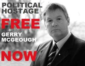 Free Gerry McGeough