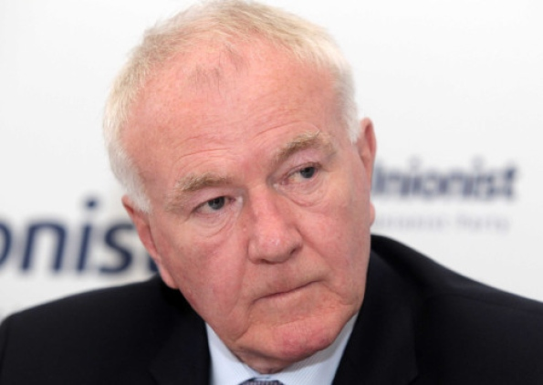 Ulster Unionist Party sospende David McNarry