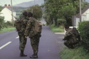 Soldati di pattuglia | Soldiers on patrol