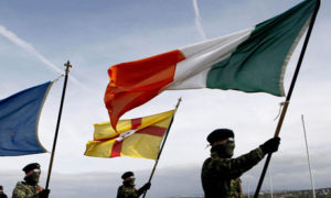 Easter Rising commemoration | © Niall Carson / PA
