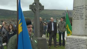Easter Commemoration 2012