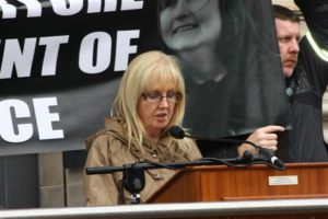 Nuala Perry | Free Marian Price, Derry 22 aprile 2012