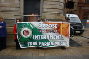 Free Marian Price, Derry 22 aprile 2012