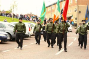 IRSP Colour Party