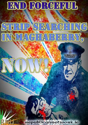 End strip search in Maghaberry | RNU