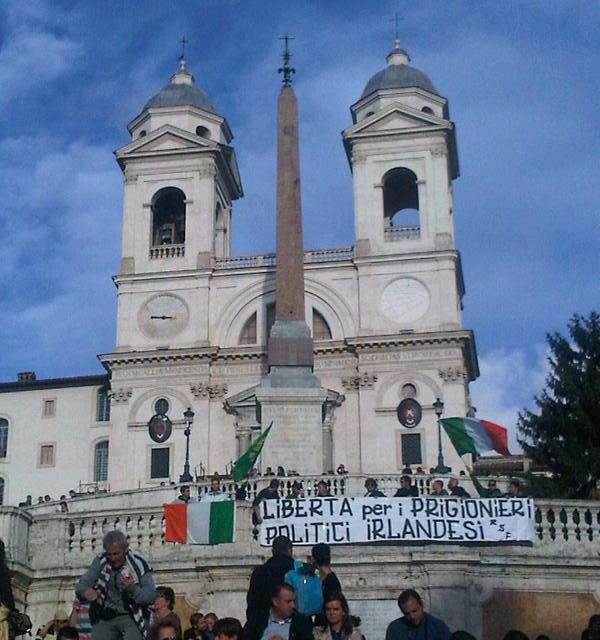 International Day of Action, Roma