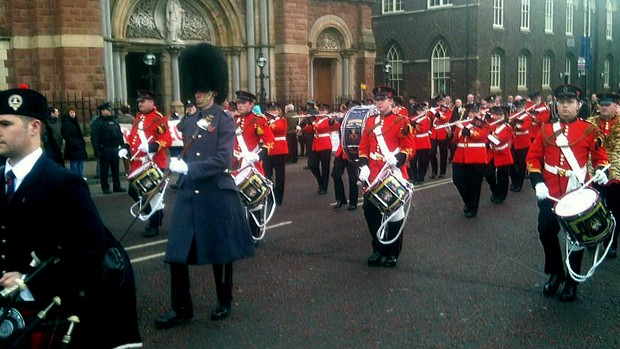 Apprentice Boys of Derry - Belfast 10 novembre 2012