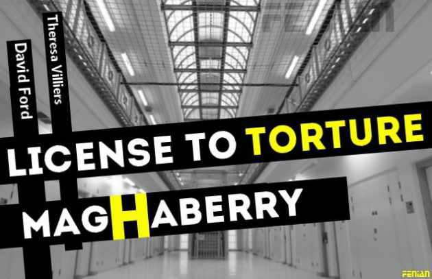 License to torture in Maghaberry
