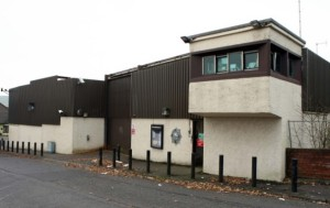 Glengormley PSNI station
