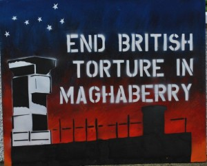 End British torture in Maghaberry