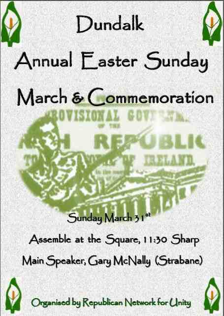 RNU Easter Commemoration 2013
