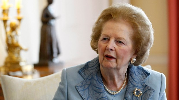 È morta Margaret Thatcher
