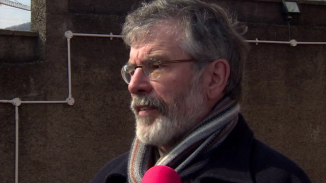 Nuovi documenti legano Gerry Adams a IRA