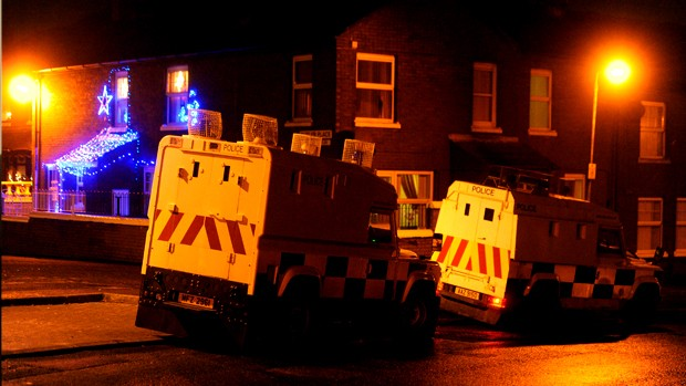 Attacco ad Ardoyne | © Pacemaker