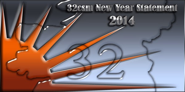 32 County Sovereignty Movement: New Year's Statement 2014