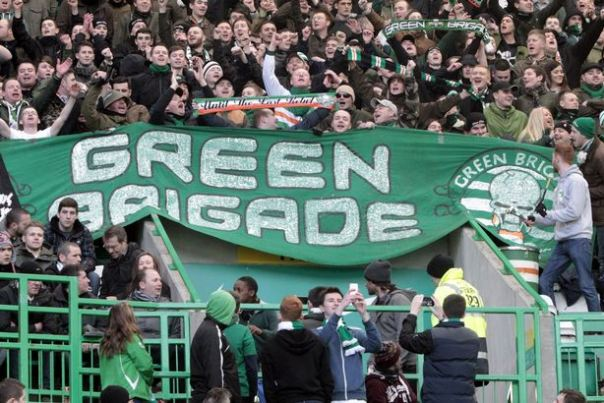 Green Brigade - Celtic Glasgow