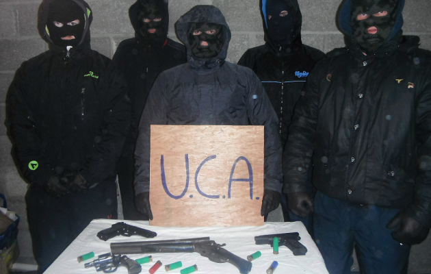 United Criminal Alliance: abbiamo ucciso noi Declan Smith