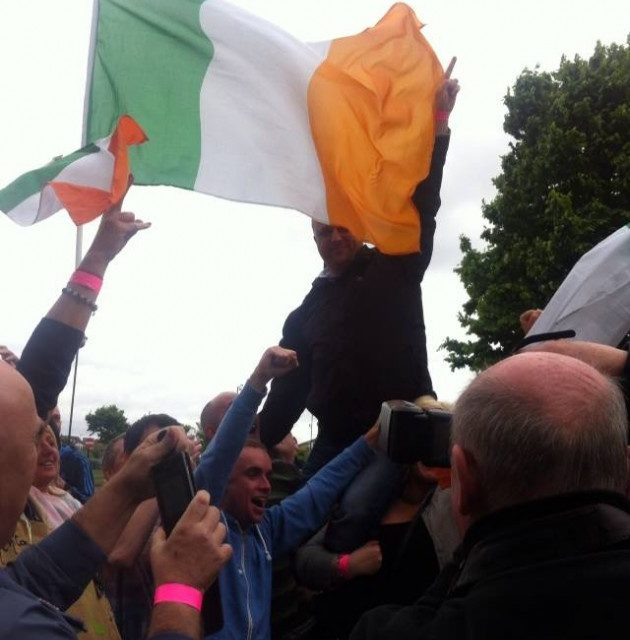 Gary Donnelly eletto a Derry