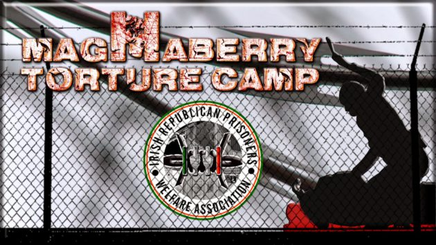 Maghaberry Torture Camp