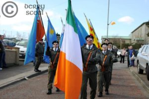 Derry, Easter Monday Commemoration 2015 | © Derry Sceal