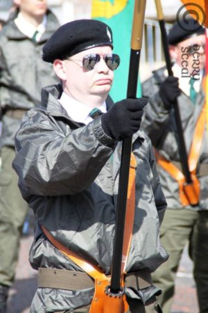 Derry, Easter Monday Commemoration 2015   © Derry Sceal