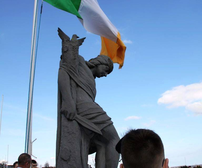 Derry, Easter Monday Commemoration 2015