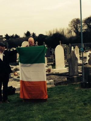 Republican Network for Unity Easter 2015: oration delivered by ex-POW Ta Cosgrove