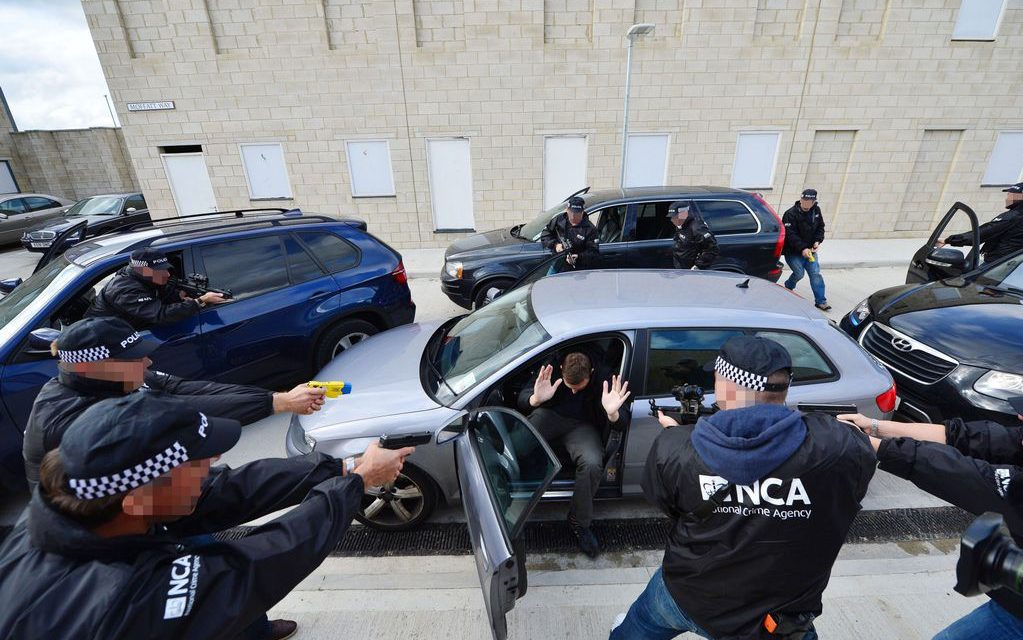 National Crime Agency sbarca in Irlanda del Nord
