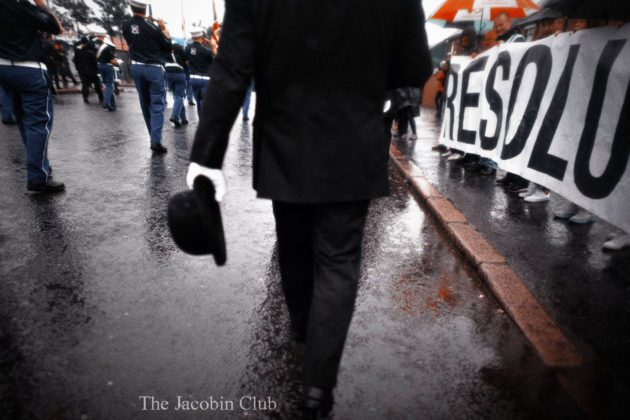 Orangista ad Ardoyne | © The Jacobin Club