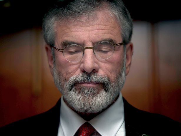 Gerry Adams | Sinn Féin