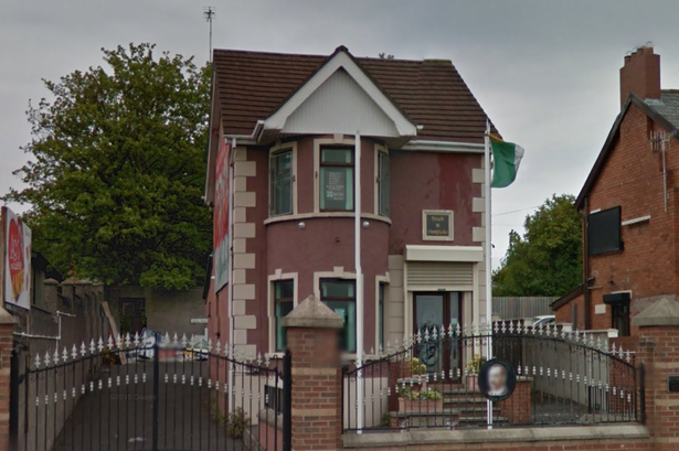 Connolly House, Sinn Féin - West Belfast