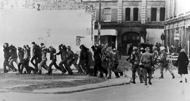 Bloody Sunday | © Getty Images