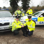 PSNI and Garda Safety Drive Launch