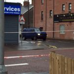 Bomba a East Belfast | © Pacemaker