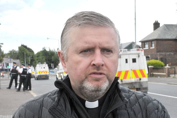 Padre Gary Donegan | © Photopress