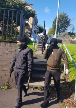 Provisional IRA; Derry